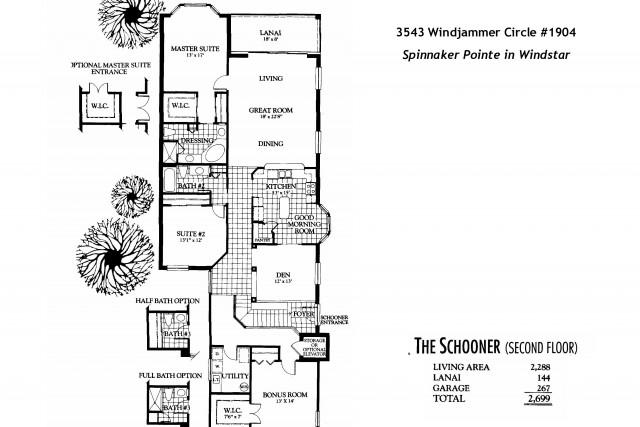 3543 WINDJAMMER CIR #1904
